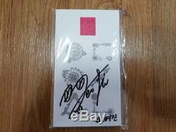 Groupe D'étude Loona Mois MD Autographié Signée À La Main Yeojin