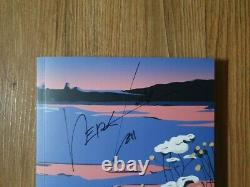 Heize Promo 5 Mini Promo Album Autographié Signée À La Main Réel Polaroïds