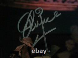 Hot Vintage & Rare 8x10 Photo De Prince Autographied Wcoa-1 Of A Kind