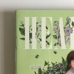 Izone'heartiz' Hitomi Signé À La Main Album Violeta Autographié + Yena Photocard