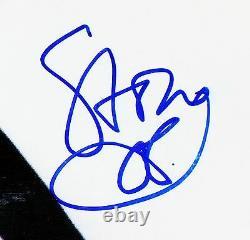 Jam Pearl Hand Signed Autographed Vs Album De Tous 5! Rayons Avec De L'énergie! Hall Of Fame
