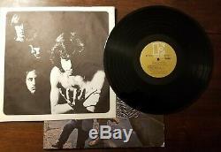 Jim Morrison Signée À La Main Autographiés Doors Lp Record Album Withcoa