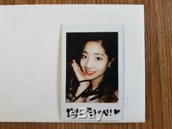 Jyp, Deux Fois Non Révélé, Véritable Polaroid, Autographié À La Main, Signé Dahyun