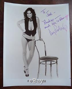 Kay Parker Signé À La Main 8x10 Des Années 1980 Photo Autographé Âge D'or Superstar