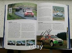 L'epynt! Une Étape Rallye Histoire Signé À La Main Livre D'impression Wales Rally GB Rac