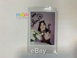 Lena (de Gwsn) Polaroid Autographié (signé) À La Main