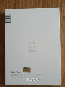 Loona Fan Sign Event Album Kimlip Autographié Signé À La Main Postez-le 2016 Cj Vision