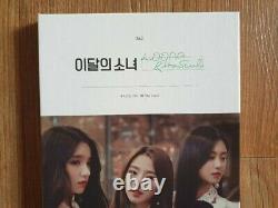 Loona Fan Sign Event Heejin Hyunjin Haseul Album Autographié Main Signée