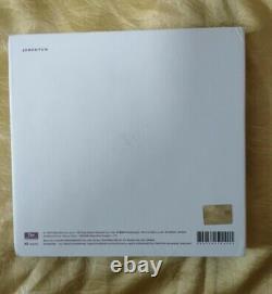 Main Signée Shinee Kim Jonghyun Base Autographié Album Limited K-pop 092020b
