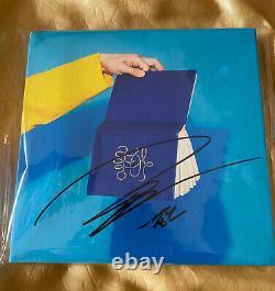 Main Signée Shinee Kim Jonghyun She Is Autographié Album Limited+signed Photo