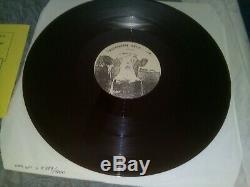 Mayhem Deathcrush Lp, Communiqué Original N ° 879 Avec Lettre Signée À La Main Par Euronymous