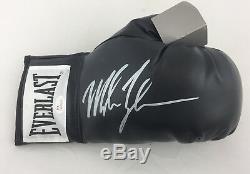 Mike Tyson Signé Everlast Boxe Gant Autographié Main Droite Jsa Témoin Coa