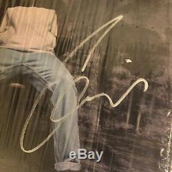 Murs Autographiés (vinyl Lp) Louis Tomlinson Signe La Main