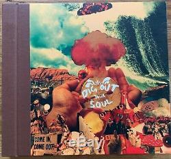 Oasis Décolrez Votre Âme Main Signée Autograpée 4x Vinyle 2x CD DVD Book Book Box