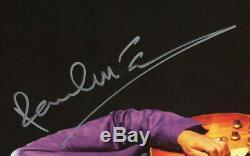 Paul Mccartney Main Véritable Signé Sur Autograph Tour De Programme Aftal Reg'd