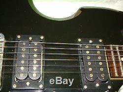 Paul Stanley Kiss Signé 38 Lyon Washburn Guitare Jsa Loa # Y02671 Autographe