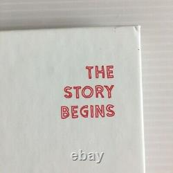Rare Twice'the Story Begins' All Member Hand Signed Autographed Album + Pc
