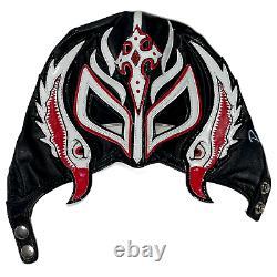Rey Mysterio Jr 619 Masque Officiel De Lutte De Qualité Pro Signé À La Main Avec Psa Loa 1