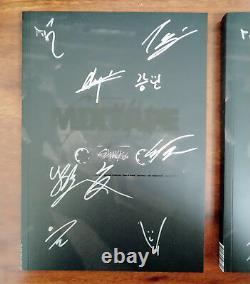 Signature À La Main Stray Kids Autographié Album Pre Debut Mixtape / Autographe K-pop Aa