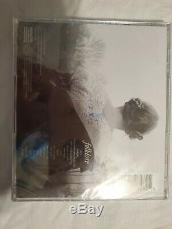 Taylor Swift Folklore Autographed Signé Etanche CD Navires En Main Mondiale Rare