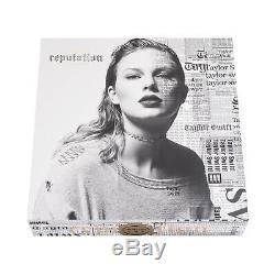 Taylor Swift Photo Autographiée Réputation Tournée Vip Box Collectionneurs Signe La Main