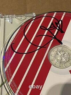 Taylor Swift Red Twice Signé À La Main Album CD Autographe Coa Jsa Coa Authentic