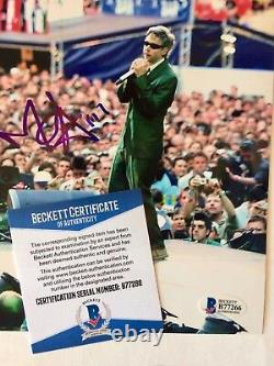 The Beastie Boys Mca, Mike D Hand Signed Autographed10 X 8 Photo/ Wow