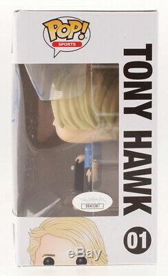 Tony Hawk Autographié Funko Pop! # 01 Vinyl Figure Birdhouse Planchiste & Acteur