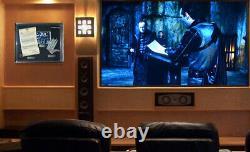 Underworld Prop Scroll & Hand, Signé Bill Nighy Autograph, DVD Coa, Frame, Uacc