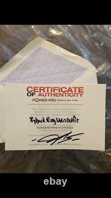 Wwe Ryback Ring Worn Hand Signed Autographed Singlet Vs CM Punk 2012 Et Coa 1